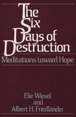 The six days of destruction : meditations towards hope