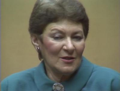 Susan B. testimony 1987