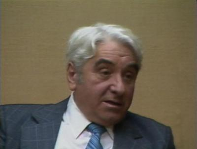 Joe A. testimony 1983