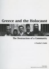 Portraits of Our Past: Greece and the Holocaust