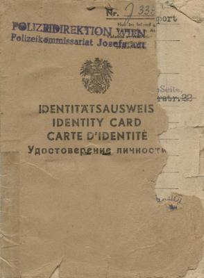 Identitätsausweis