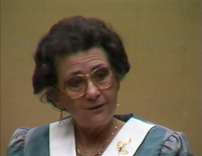 Paulina K. testimony 1985