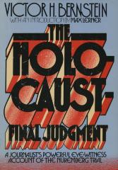 The Holocaust—final judgment