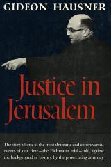 Justice in Jerusalem
