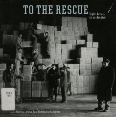 To the rescue : eight artists in an archive