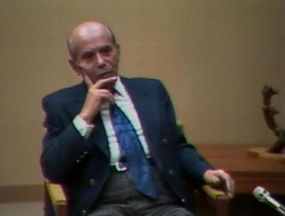Selig L. testimony 1983