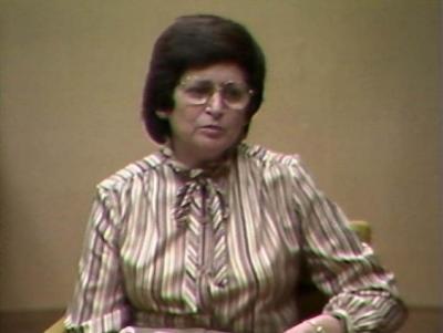 Bella K. testimony 1984