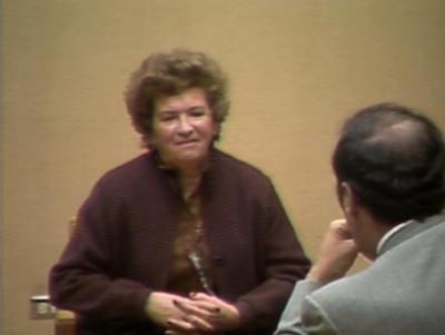 Bertha F. testimony 1983