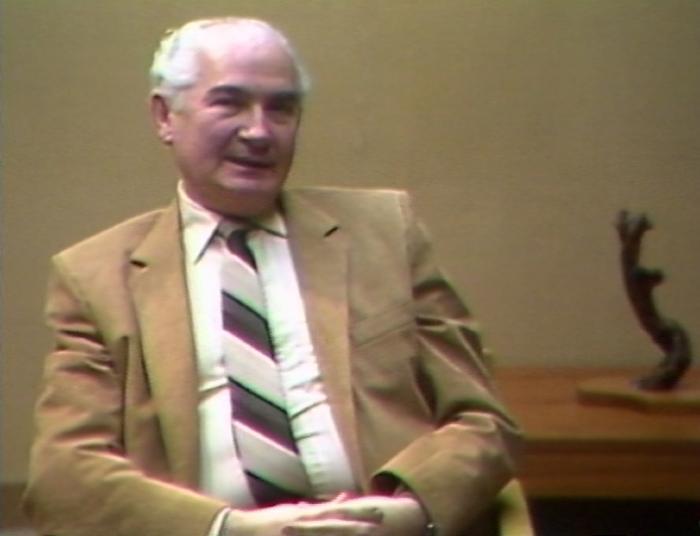 Tibor B. testimony 1984