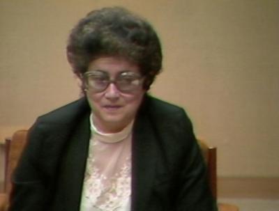 Maria P. testimony 1984