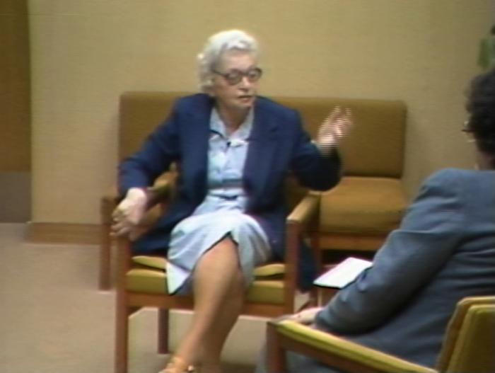 Fanka G. testimony 1983