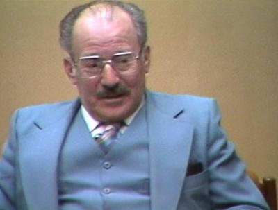 Chaim K. testimony 1984