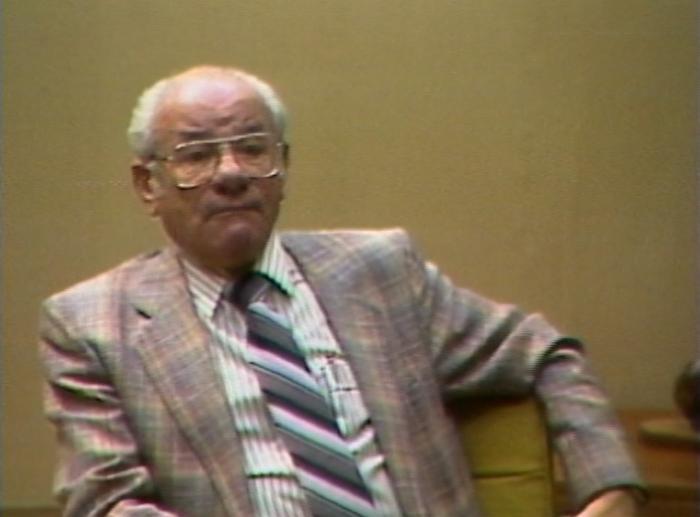Leo K. testimony 1983