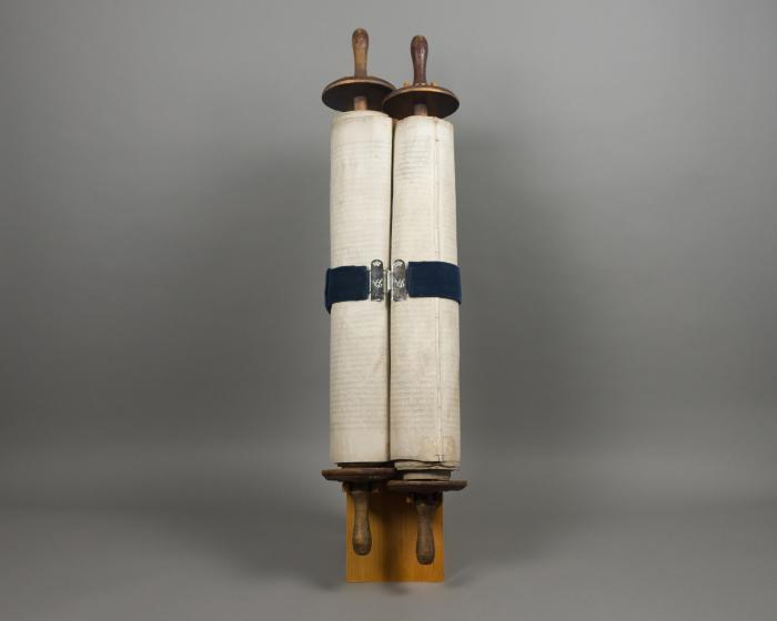 Czech Torah scroll (Memorial Scrolls Trust No. 579)