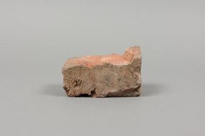 Brick from Birkenau