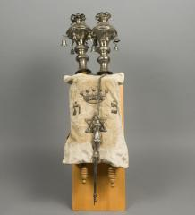 Balla family Torah from Budapest
