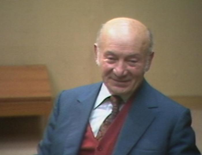 Boris W. testimony 1983