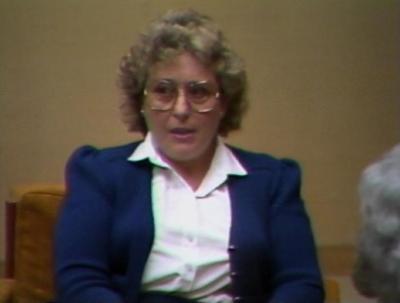 Agi B. testimony 1984