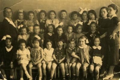 [Kindergarten class, Będzin Poland]