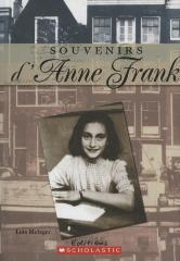 Souvenirs d'Anne Frank