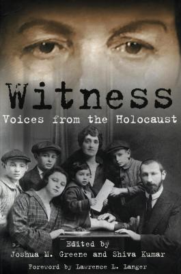 Witness : voices from the Holocaust