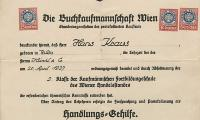[Guild Certificate - Hans Kraus]