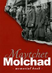 Memorial book of the Molchad (Maytchet) Jewish community