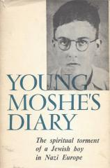 Young Moshe's diary : the spiritual torment of a Jewish boy in Nazi Europe