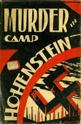 Murder in Camp Hohenstein and other stories : a cross current of the Hitler regime