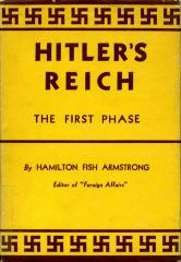 Hitler's reich : the first phase