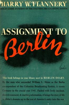Assignment to Berlin