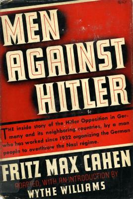 Men against Hitler