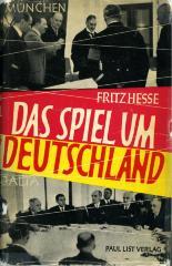 Das spiel um Deutschland