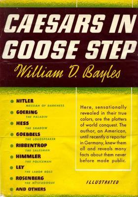 Caesars in goose step