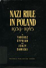 Nazi rule in Poland, 1939–1945