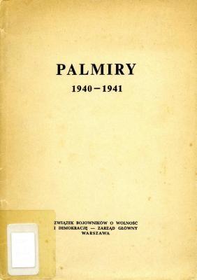 Palmiry, 1940–1941