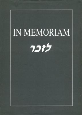 In Memoriam = Le-zekher