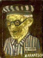 Cierpienie i nadzieja: twórczość plastyczna więźniów obozu oświęcimskiego