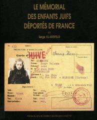 Le mémorial des enfants juifs déportés de France