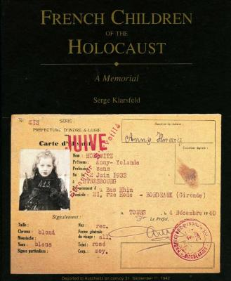 French children of the Holocaust : a memorial