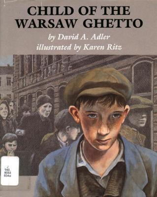 Child of the Warsaw ghetto