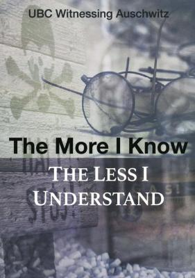 The more I know, the less I understand : young researchers' essays on witnessing Auschwitz