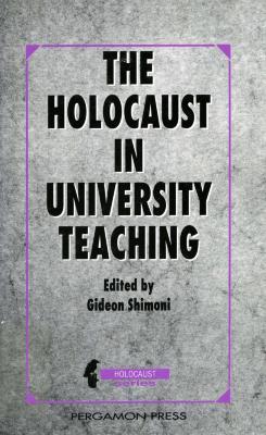 The Holocaust in university teaching