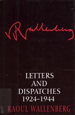 Letters and dispatches, 1924–1944