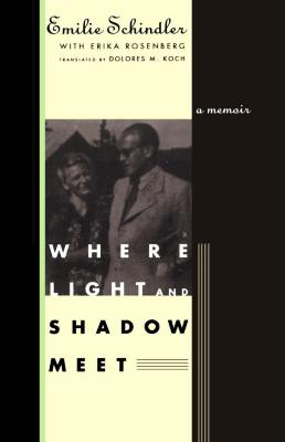 Where light and shadow meet : a memoir
