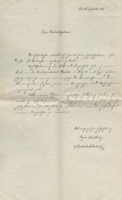 [Regina Knoll letter]