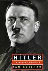 Hitler 1889–1936 : hubris