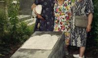 [Photograph of Gina Dimant, Dora Wejgsman and Toba Last]