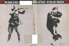 1939–1945 : We have not forgotten = Nous n'avons pas oublié = Wir haben es nicht vergessen