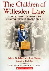 The children of Willesden Lane : a true story of hope and survival during World War II : young readers edition